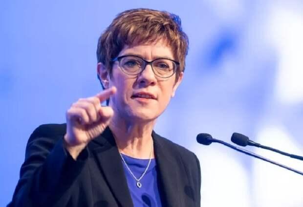 В Минобороны Германии ответили на претензии к «Северному потоку — 2»