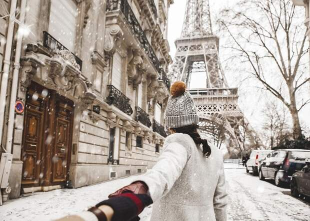 5 мест, куда можно поехать на зимние праздники