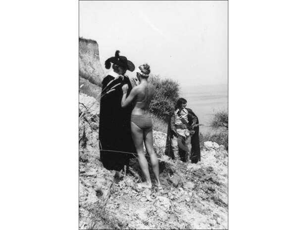 Факты о съёмках советского фильма «Д'Артаньян и три мушкетера»