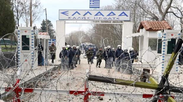 300 спартанцев. По Эрдогану ударила Греция