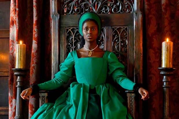 Кино без границ: Королеву Англии сыграла темнокожая модель, а Фею-крестную сделали гендерно-нейтральной