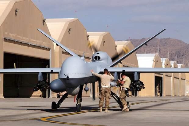 Ударно-разведывательные беспилотники боевую авиацию не заменят, они ее существенно усилят. Фото: Reuters