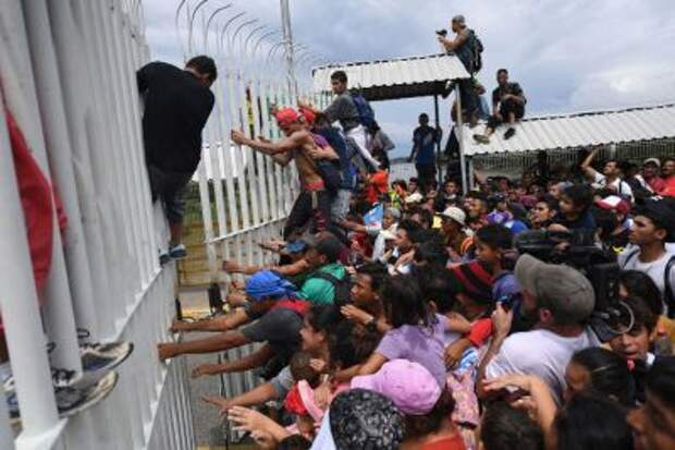 Ужесточение иммиграционной политики