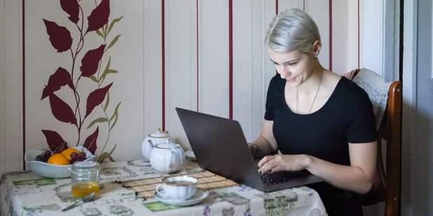 Наталья Сергунина подвела итоги онлайн-выставки «Город: детали» / Фото: Е.Самарин, mos.ru