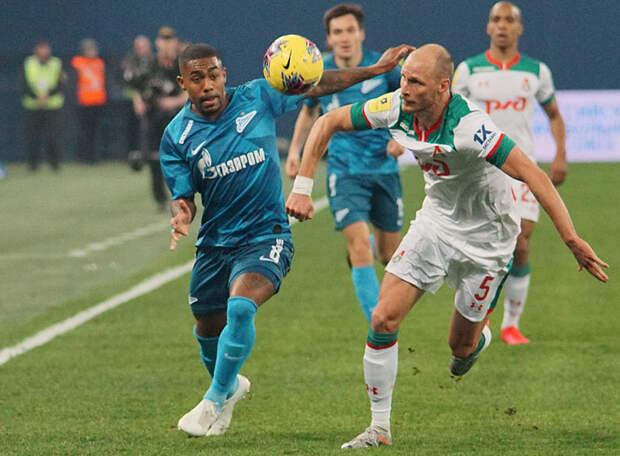 Мотивации перед матчем с «Локомотивом» игрокам «Зенита» добавила длинная победная серия соперника