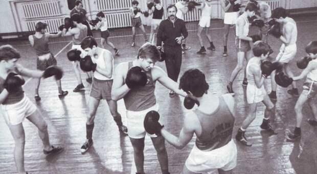 Как дрались советские школьники