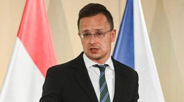 Венгрия разочаровалась в Украине