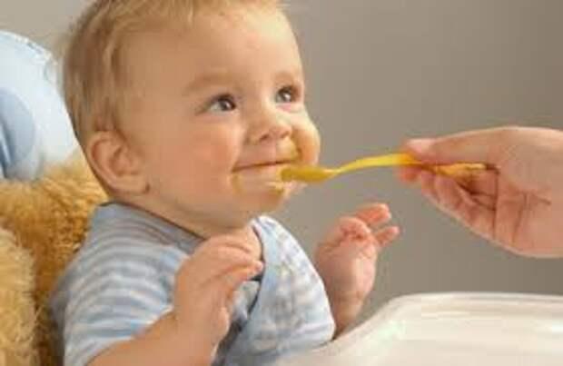 Рецепты легкого ужина для малыша (от 1 года)