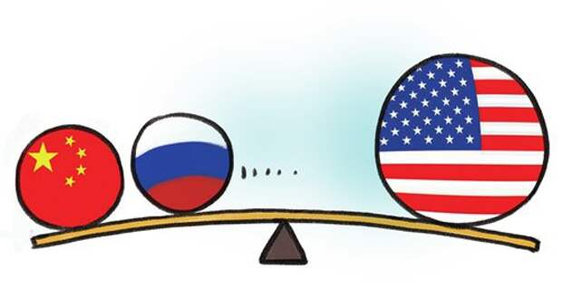 US in one-sided Cold War with China, Russia - Global Times