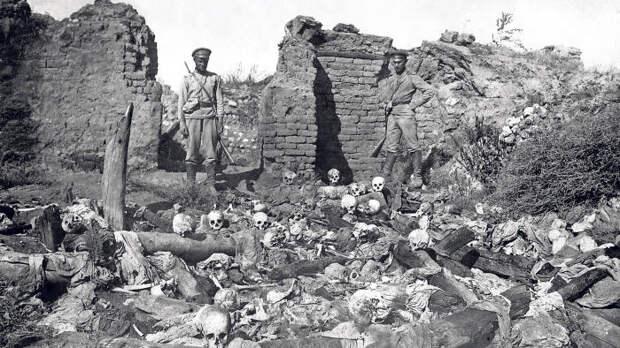 США признали геноцид армян