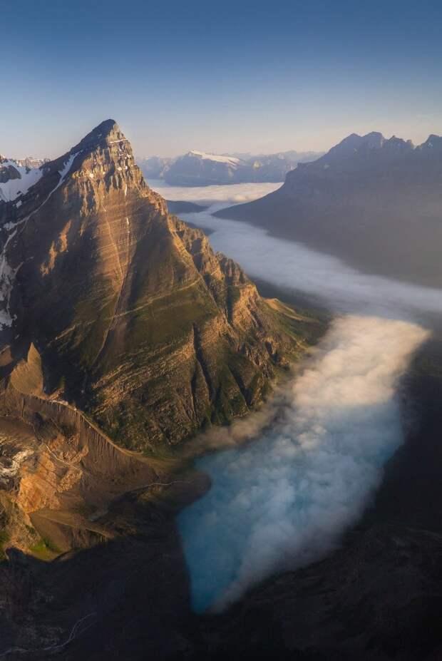Фотограф снимает места, которые называют краем Земли