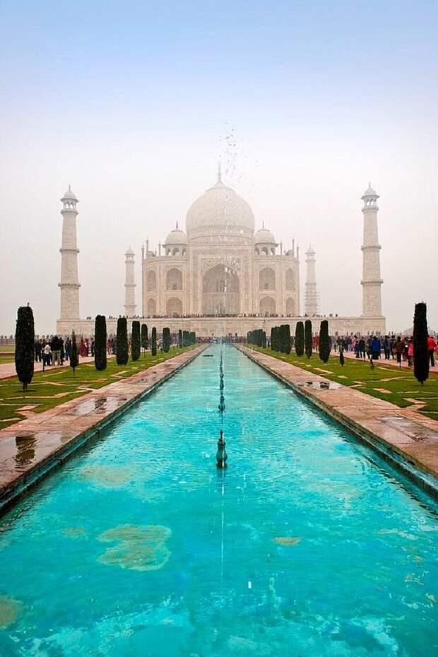 10 красивых мест со всего мира