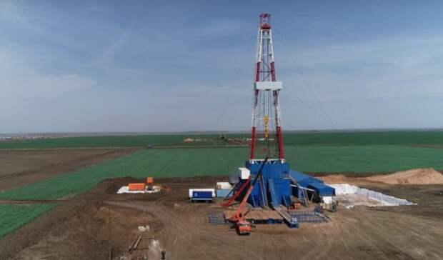 Буровые станки изТюльгана заинтересовали одну изкрупнейших нефтяных компаний России