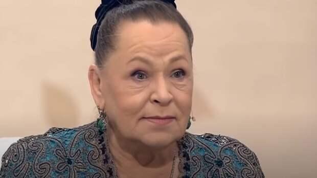 Раиса Рязанова назвала наказанием смерть единственного сына