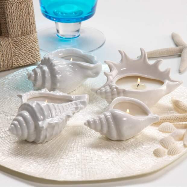 Фото 20 Море хендмейда: что можно сделать из ракушек? 95+ потрясающих идей для дома