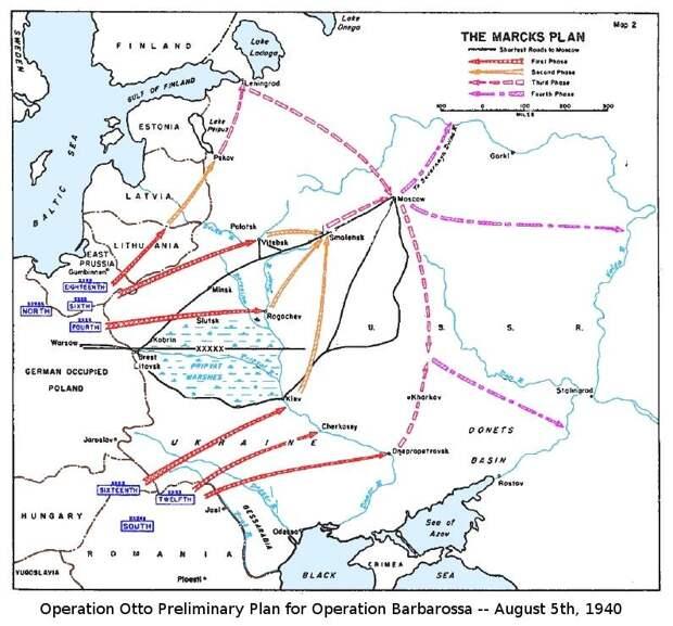 Война на уничтожение России. Почему Гитлер проиграл войну на Востоке