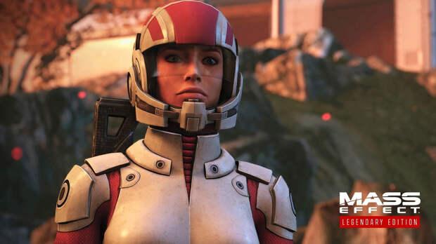 BioWare показала новый трейлер сборника ремастеров Mass Effect Legendary Edition