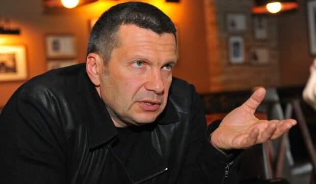 2% требуют уволить ведущего Соловьева