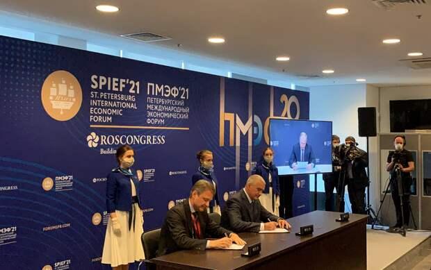 Аксенов подписал многомиллиардные соглашения о застройке Крыма