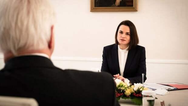 Тихановская прокомментировала задержание основателя Nexta в Минске