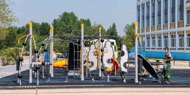 Собянин назвал знаковые объекты программы благоустройства в 2021 году. Фото: М. Мишин mos.ru