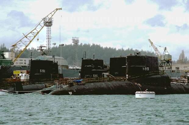 Сочетая смелость с пользой. Многоцелевые атомные подлодки типа Skipjack (США)