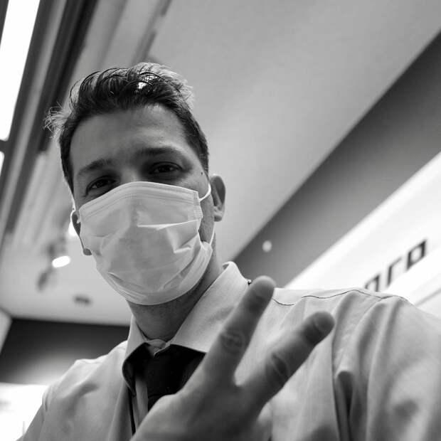 Как коронавирус распространяется в Instagram