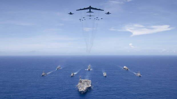 США начали крупные учения близ границ России на Дальнем Востоке
