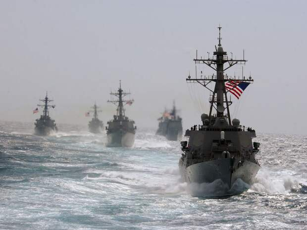 РФ начала испытания новой системы наблюдения за кораблями на Черном море