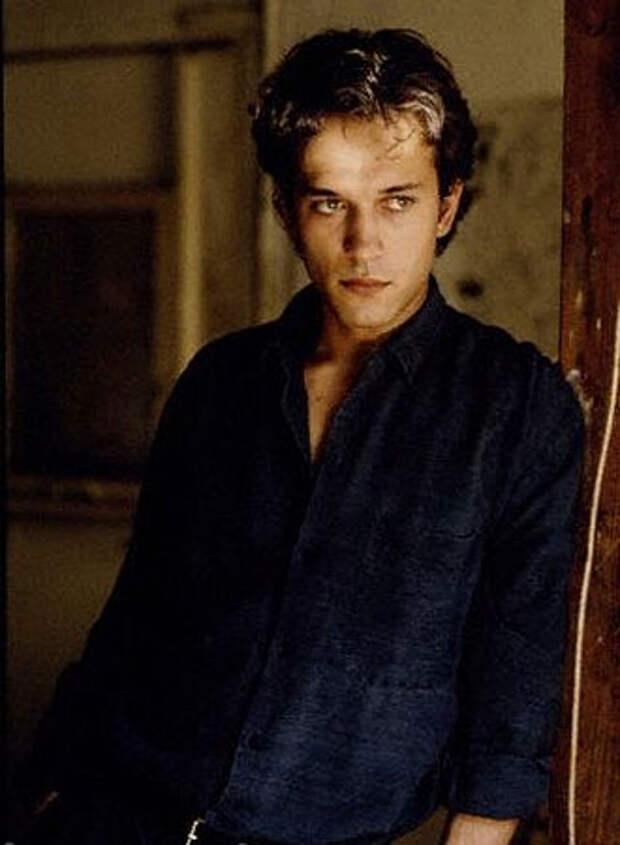 Французский актер Венсан Перес.
