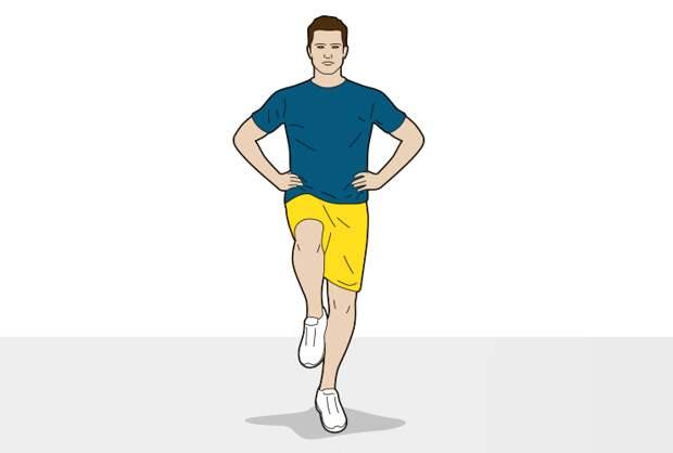 Китайское упражнение «Золотой петух» — мощная защита от 1000 болезней