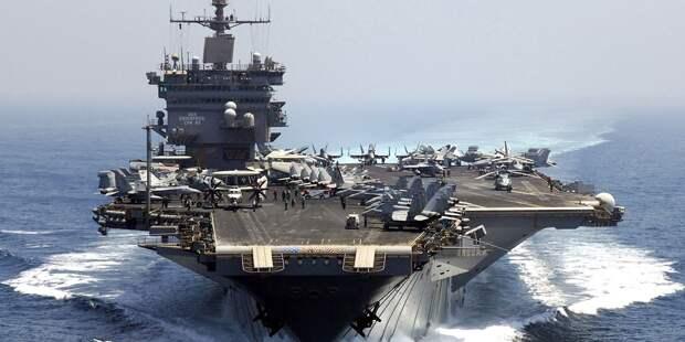 МИД КНР недовольно проходом кораблей ВМС США в Южно-Китайском море