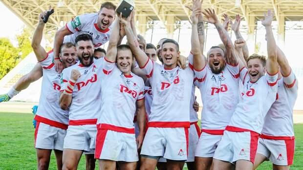 «Локомотив» из Пензы вышел в финал чемпионата России спустя три года после основания. В нашем регби новый суперклуб
