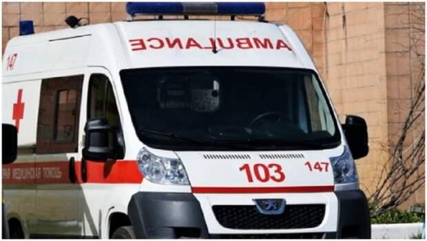 В Луганске подросток пострадал при разрыве взрывателя