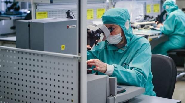 В Москве сообщили о планах создания промышленного технопарка в ТиНАО