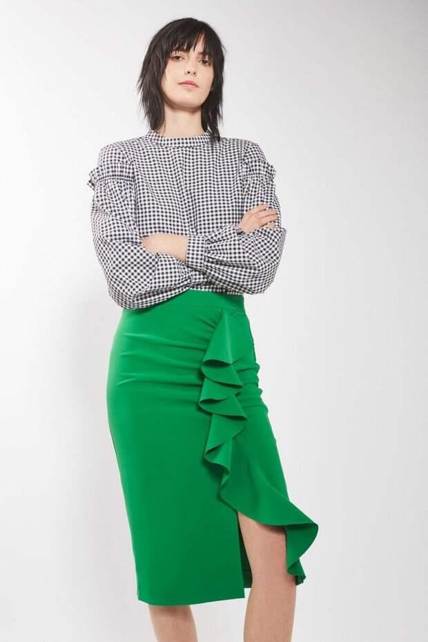 10 юбок, которые станут трендом в этом году. Проверьте может одна из них уже есть в вашем гардеробе