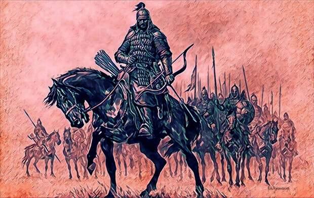 последняя лебединая песня Казанского ханства...