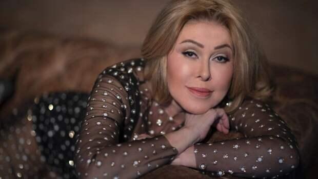 Любовь Успенская занялась музыкальной карьерой своей дочери