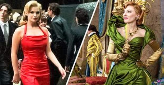 15 шикарных платьев из кино, которые едва не затмили самих актрис
