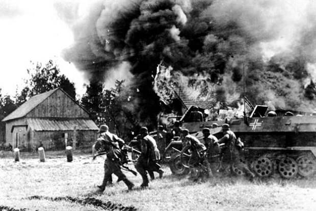 В чём Германия обвинила СССР 22 июня 1941 года