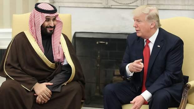 Саудиты скупают США: Страхуются от возможной «демократизации» по ливийско-иракскому сценарию