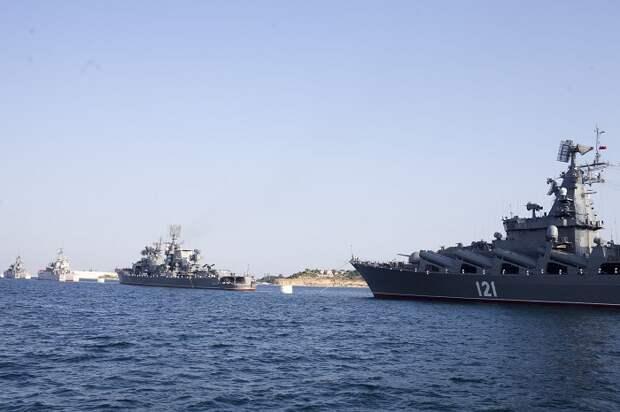В Киеве паникуют: Россия готова сделать следующий шаг в Чёрном море