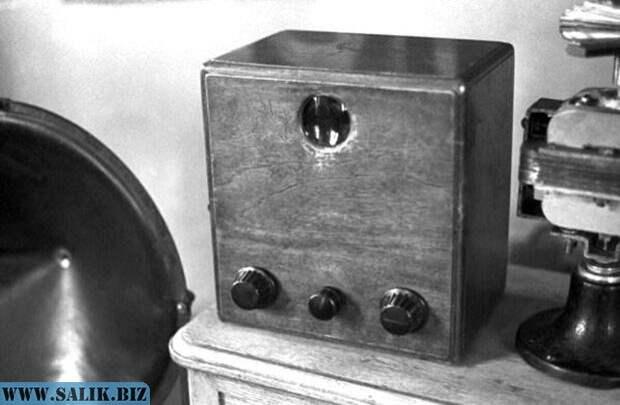 10 мая 1932 года в СССР начался выпуск первых телевизоров