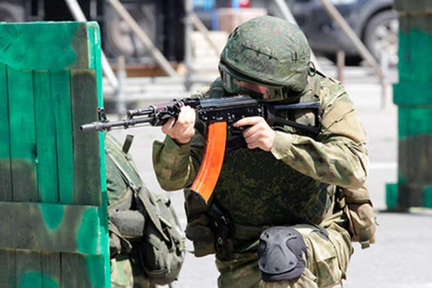 Украина отказалась от ВДВ