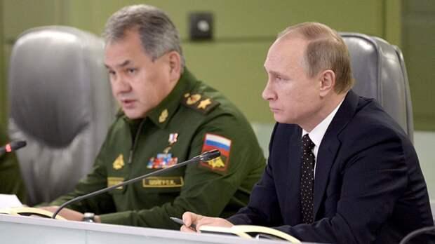 Парад Победы в Москве понравился Владимиру Путину и Сергею Шойгу