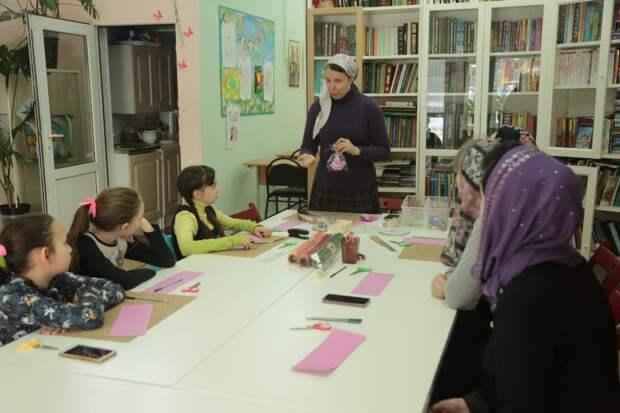 В Воскресной школе в Ховрине запустят продленку