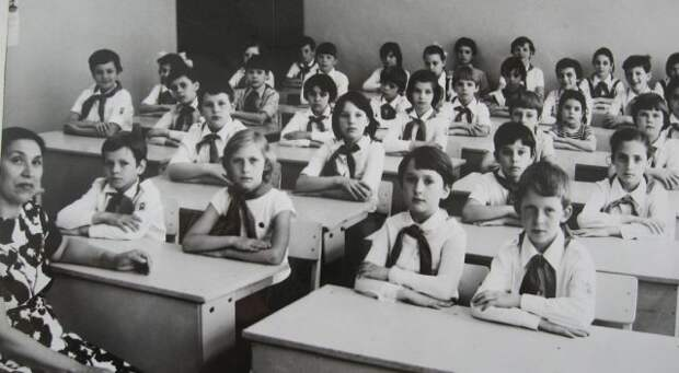 Как дрались советские школьники (6 фото)