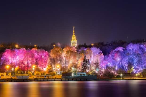 Освещение в современном городе: экологичность, комфорт и эстетика