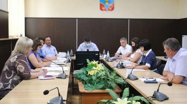 Анушаван Агаджанян: Состоялось рабочие совещание по вопросам социально-экономического развития Красногвардейского района