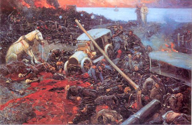 """Предыстория """"похабного мира"""": почему Россия проиграла Первую мировую войну."""